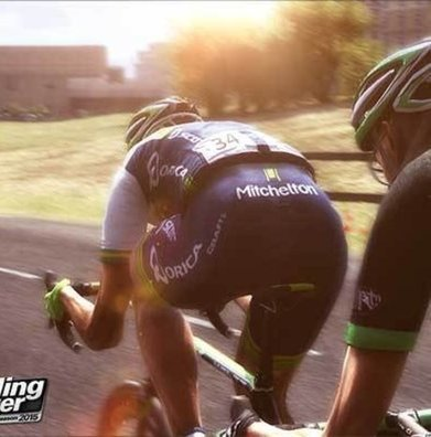 Jeux video: Les jeux video officiels du Tour de France 2015 se dévoilent en images ! #TDF15 - Cotentin webradio actu buzz jeux video musique electro  webradio en live ! | cotentin-webradio jeux video (XBOX360,PS3,WII U,PSP,PC) | Scoop.it