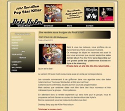 Pete Vyler Band -  A Rock'n'roll Disaster Band... | Just Rocknroll | Scoop.it