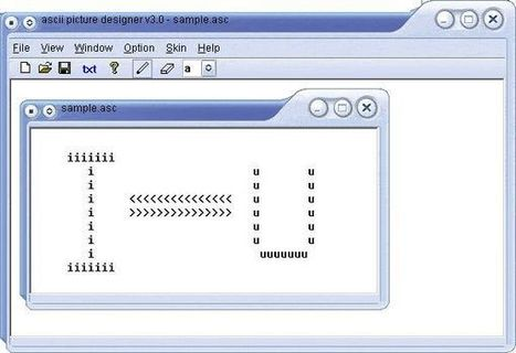 ascii picture designer : http://www.cnneter.com : Free Download & Streaming : Internet Archive | ASCII Art | Scoop.it