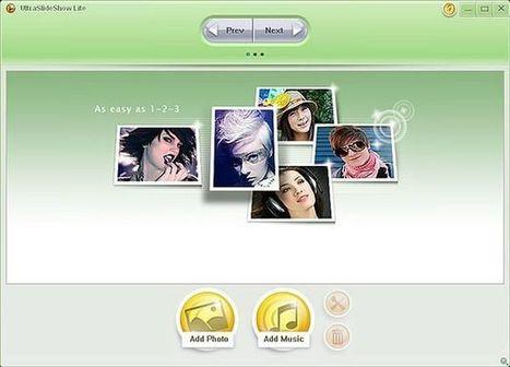 UltraSlideshow Lite, presentaciones flash con tus fotos y audios | TECNOLOGÍA_aal66 | Scoop.it