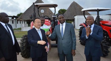 Agriculture, Paysans ivoiriens bientôt à l'expertise chinoise | Questions de développement ... | Scoop.it