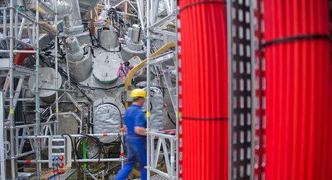 Les scientifiques allemands effectueront une expérience de fusion nucléaire | Dr. Goulu | Scoop.it
