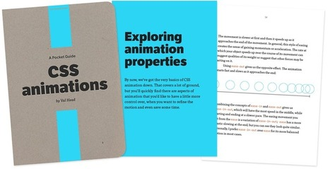 CSS Animations: A Pocket Guide - Val Head, Author   WEB : ressources et infos   Scoop.it