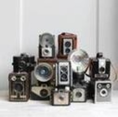 Collection of Vintage Cameras | Fab.com | Antiques & Vintage Collectibles | Scoop.it