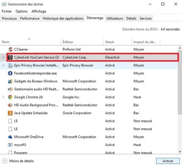 Accélérez considérablement le démarrage et le fonctionnement de Windows 10 | TIC et TICE mais... en français | Scoop.it