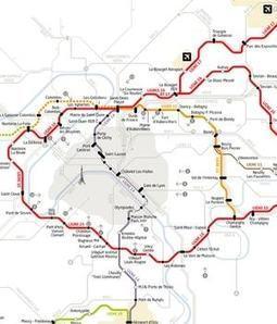Voici les 5lauréats du Grand Paris de la mobilité | Le Grand Paris des transports et des territoires | Scoop.it