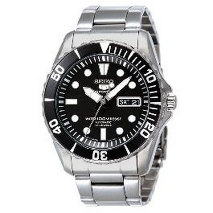 Seiko 5 Sports Automatic Mens Diving Watch Model - SNZF17J1 Metal Price: Buy Seiko 5 Sports Automatic Mens Diving Watch Model - SNZF17J1 Metal Online at Best Price in Australia | Direct Bargains | Direct Bargains Watch | Scoop.it