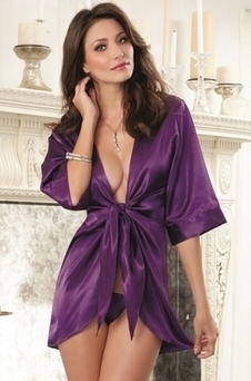 Royally Naughty Sexy Kimono | Lingerie, Sexy Halloween Costumes | Scoop.it