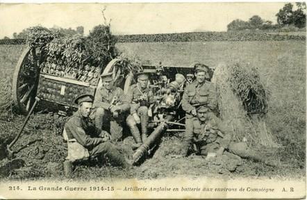 Musée de la Grande guerre de Meaux : expo Join Now ! Entrée en guerre britannique - Balades Historiques | tourisme historique | Scoop.it