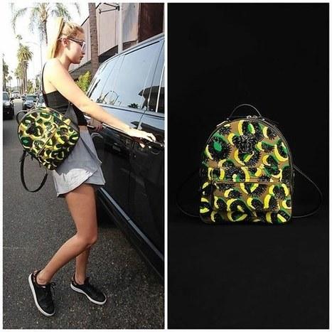Supermodel GigiHadid Spotted - So Tumbliciousssss!   Fashionista   Scoop.it