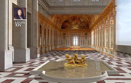 Versailles, musée numérique de pointe. Conter le Château et ses jardins en live et sous toutes les formes et supports multimédias | Digital Archeology | Scoop.it