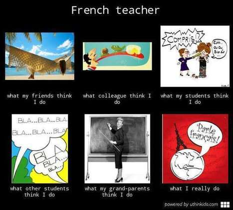 French Teacher | What I really do | Scoop.it