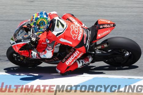 Ducati's Chaz Davies Interview | Talks 2016 SBK & Grass Roots Racing | Ductalk Ducati News | Scoop.it