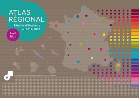 Atlas régional des effectifs d'étudiants MENESR 2012-2013 - Académie : Aix-Marseille - Universités | Etudiants internationaux à Aix-Marseille | Scoop.it