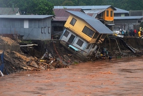 PHOTOS: Flash Floods Devastate Solomon Islands | Sustain Our Earth | Scoop.it