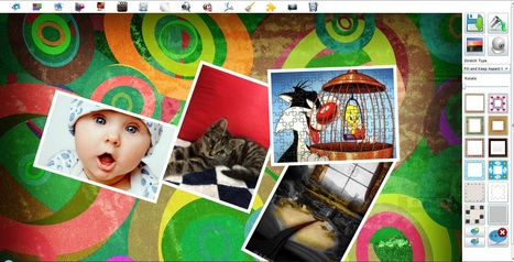 Viscomsoft Simplifies Photo Editing with Free Software Tools that Link with Facebook | social galleries | Scoop.it