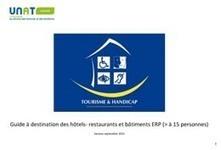 Haute-Vienne Tourisme (cdt87) - blog professionnel: Mise en accessibilité des meublés et des hôtels - label Tourisme et Handicap. | E tourisme Eym | Scoop.it