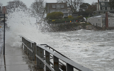 Lessons From Sandy; Tech Tools for the Next Big Storm | 21st century Learning Commons | Scoop.it