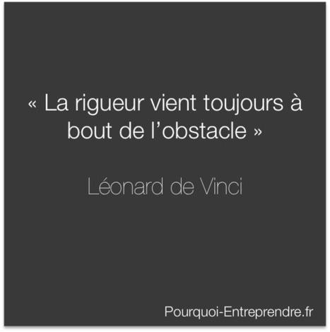 De Vinci | Citations | Scoop.it
