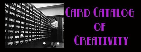 Card Catalog of Creativity: Teen Advisory Board Meeting | Fun in the School Library | Scoop.it