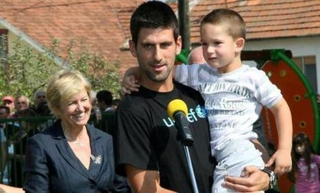 Novak Djokovic combines Buddhist Mindfulness AND Ethics with Tennis at ... - Patheos (blog) | Educomunicación | Scoop.it
