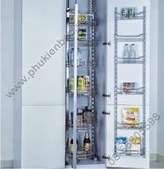 Phụ kiện tủ bếp cao cấp: Phụ kiện tủ bếp cao cấp - Phụ kiện tủ bếp đồ khô nhiều tầng | Xu hướng cho các mẫu thiết kế bếp đẹp hiện đại | Scoop.it