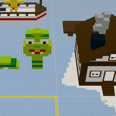 Google's Minecraft-esque Build with Chrome lets you recreate the world in Lego (Wired UK) | Tracking Transmedia | Scoop.it