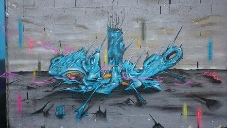 Rencontre avec Colyr et Öneslick | Interviews graffiti et Hip-Hop | Scoop.it