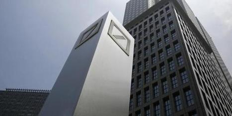 Deutsche Bank et Wells Fargo poursuivies pour évasion fiscale | economie | Scoop.it