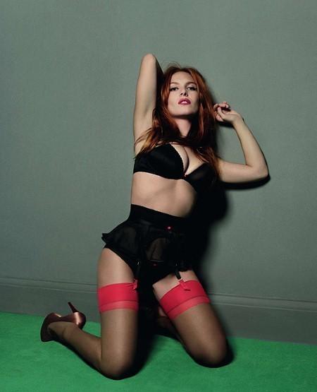 Josephine de la Baume sizzles for Agent Provocateur in pictures - Fashion Galleries - Telegraph | Xposed | Scoop.it