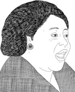 Fannie Lou Hamer - BetterWorldHeroes.com - Biography | African American civil rights movement | Scoop.it