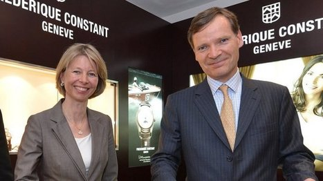 Frédérique Constant - Aletta et Peter Stas vendent leurs marques horlogères à Citizen | WorldTempus | Horlogerie | Scoop.it
