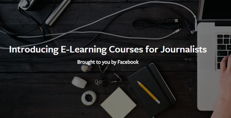 Facebook launches free online training for journalists | DocPresseESJ | Scoop.it