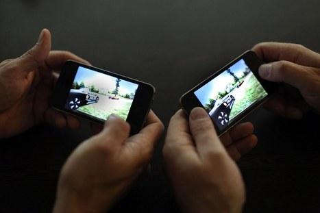 CONTRIBUCIÓN DE LA MERCADOTECNIA EN LA UTILIZACIÓN DEL SMARTPHONE PARA VIDEOJUEGOS, CONVIRTIÉNDOLA EN UNA POSIBLE ADICCIÓN EN LOS JÓVENES | Fischer de la Vega | | Comunicación en la era digital | Scoop.it