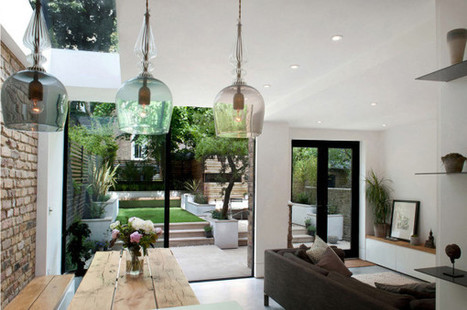 Leamington Road Villas by Studio 1 Architects - Design Milk | What Surrounds You | Scoop.it