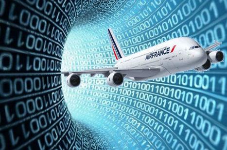 Air France KLM  anticipe les pannes de ses avions A380 au big data | AFFRETEMENT AERIEN KEVELAIR | Scoop.it