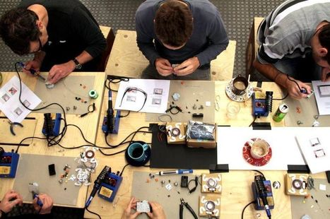 Les makers construisent l'économie de demain - Silex ID | FabLab - DIY - 3D printing- Maker | Scoop.it