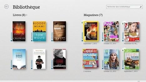 L'application Nook pour Windows disponible dans 32 pays | Le livre numérique est-il une tablette comme les autres | Scoop.it