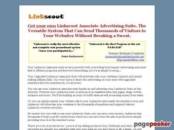 Linkscout Associate Membership! | Ebooks, Software and Downloads | Scoop.it