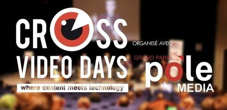 Les Cross Vidéo Days en streaming | Brand Transmedia | Scoop.it