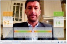 Quand votre tablette numérique veille sur votre santé | Le groupe EDF | Scoop.it