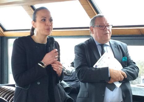 Forte marge de progression au port de Lyon | Logistique et mobilité des biens et des personnes en Auvergne-Rhône-Alpes | Scoop.it