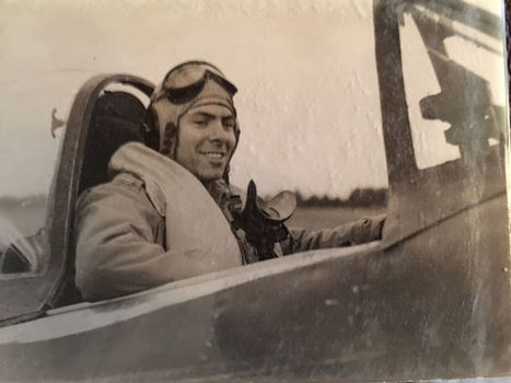 WWII love story: pilot's remains return to SD 72 years after his death left wife of 6 months grieving in Pierre | World at War | Scoop.it