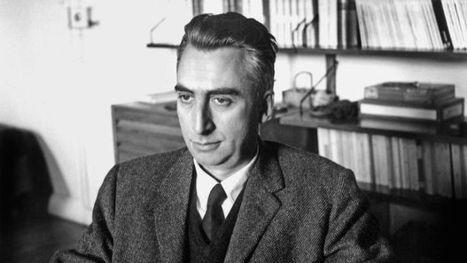Roland Barthes, der Spurenleser und Mythenjäger: Der gute Wein und die Machenschaften des Sinns | The German Trauma | Scoop.it