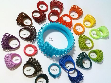 Shapeways, the Etsy of 3D printing, raises $30M   3D Printing and Innovative Technology   Scoop.it