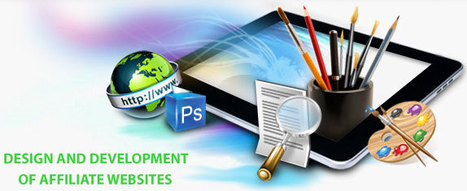 Design & Development of an Affiliate Website | Affiliate Website CMS Design and Development | Scoop.it