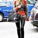 5 tenues inspirantes portées par Rosie Huntington | Mode Trends | Scoop.it
