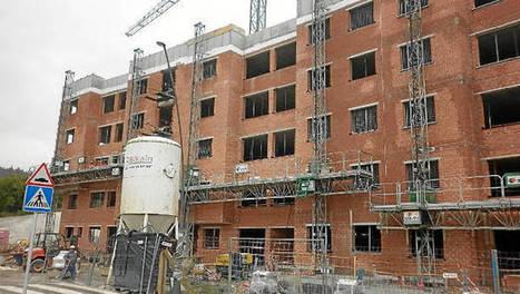 El 25% de las viviendas levantadas en la última década presenta defectos de construcción | Ordenación del Territorio | Scoop.it