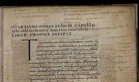 Lees even mee met een negende-eeuwse monnik | Kathedralenbouwers | Scoop.it