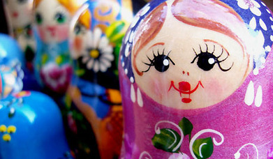 Russia's Matryoshka doll to become trademark of Federal Agency - The Voice of Russia | The Kepdowrie Times | Scoop.it